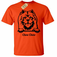 Chow Chow T-Shirt Mens dog lover gift present
