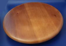 38cm PROFI SERVIERPLATTE DREHBAR DREHTELLER DREHPLATTE TURNING PLATE PLAQUE PLAT