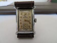 Vintage wristwatch Record Longines swivel lugs