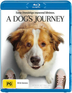 A DOG'S JOURNEY (2019) [NEW BLURAY]