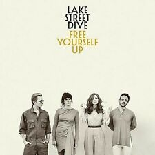 Lake Street Dive Yourself up Music CD 10 Tracks 2018 Nonesuch Records