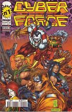 Cyber Force N°1 - Semic-Image Coùics 1995 - TBE