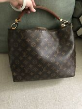 100% Authentic Louis Vuitton Sully MM handbag. Good Condition
