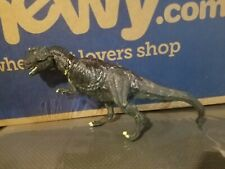 Resaurus Dinosaur Giganotosaurus Action Figure In Black Custom 1998