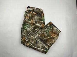 Compass360 Realtree Men's Camouflage Polyester Hunting Pants size XL