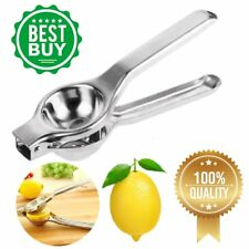 Manual squeezer juicer for lemon orange juice Convenience to use AU Ship