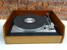 Goldring Lenco GL 72 4 Speed Turntable Record Player Deck + Cartridge Stylus