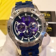 Invicta Sea Spider 21817 Quartz Mens 50mm Diver Watch Luxury Chronograph Rare