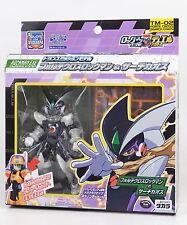 Takara Trans Mission Model Forte Cross Seach Chaos Megaman Rockman figure w/chip