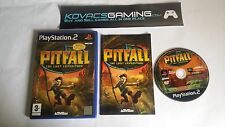 Pitfall The Lost Expedition for Sony PlayStation 2 PS2 TESTED COMPLETE