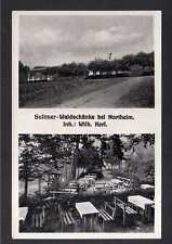 103201 AK Sultmer Berg Sultmer Waldschänke bei Northeim 1940 Gasthaus Restaurant