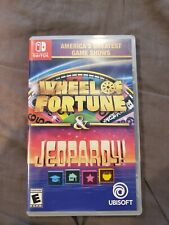 Wheel Of Fortune And Jeopardy Nintendo Switch