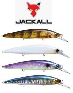 """Jackall Rerange 110MR 4.3"""" Suspending 3/5oz. Jerkbait (Select Color) JRERA110MR"""