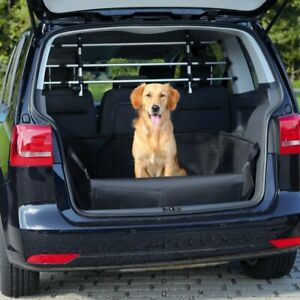 Trixie Waterproof Car Boot Luggage Area Protective Cover 1.64 x 1.25 m, Black
