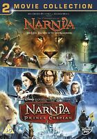 Chronicles Of Narnia Lion Witch And The Wardrobe Prince Caspian NEW UK Rele R2