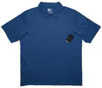 MAGPUL INDUSTRIES Short Sleeve Tactical Wicking Polo Shirt Blue 3XL ~ New
