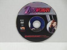 Zero Woman Final Mission Movie DVD NO CASE Asia Pulp Cinema
