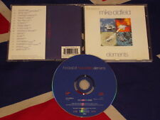 The best of MIKE OLDFIELD - elements  CD 1993