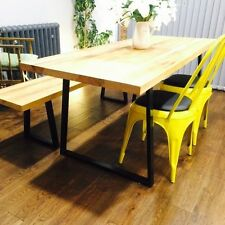 Beech Kitchen & Dining Tables with Additional Leaves