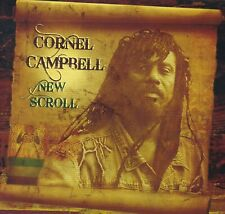 Cornell Campbell - New Scroll CD Digipack NEW SEALED