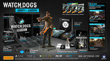 Watch_Dogs Watch Dogs DedSec Edition PC PAL AUS *BRAND NEW* + Warranty!
