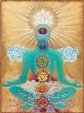 CHAKRA BALANCING MUSIC CD-HEALING/MEDITATION/STRESS RELIEF/RELAXATION 70 minutes