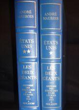 Livres ARAGON Histoire des Etat-Unis et l'URSS de 1917 à nos jours en 2 volumes