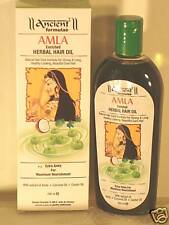 BNIB AMLA HERBAL  HAIR OIL FOR DARK HEALTHY HAIR 200 ml