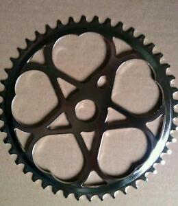 SWEET HEART SPROCKET FOR MULTI SPEED  BICYCLES,1/2x3/32,VINTAGE STYLE ,46T