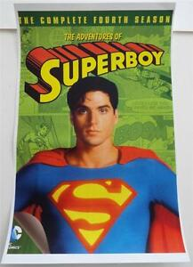 NEW WB Archive Collection Reproduction THE ADVENTURES OF SUPERBOY Poster
