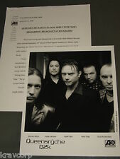 Queensryche 'Q2K' 1999 Press Kit—Photo
