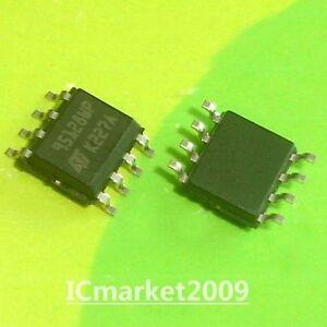 5 PCS M95128-WMN6TP SOP-8 M95128-WMN6 M95128 ST 95128WP ST95128 95128V6