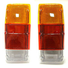 Rear Tail Signal Lights Lamp Set Left Right fits 1981-1986 Nissan Patrol