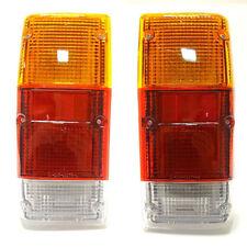Rear Tail Signal Lights Lamp Set Left Right fits 1981-1986 Nissan Patrol