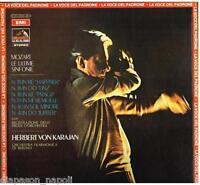 Mozart: Late Symphonies (Die Ultime Sinfonie) / Karajan LP Emi