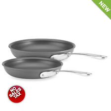 All-Clad B1 Hard Anodized Nonstick 8-Inch and 10-Inch Skillet Fry Pans Set