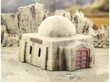 Star Wars Legion Desert Style House 149x133x100mm 40k Terrain Scenery Tabletop
