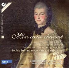 Mon Coeur Charme (Schmithusen, Schafer, Eckert, Wedemeier) CD (2005)