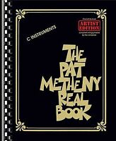 Pat Metheny Real Book : C Instruments: Artist Edition, Paperback by Metheny, ...