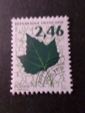 FRANCE, 1994 timbre PREOBLITERE 233, FEUILLES ARBRES, neuf**, VF MNH STAMP, LEAF