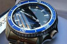 Seiko SKX007 SKX009 Brand New Blue Planet Ocean Seamaster Homage Dagaz Parts
