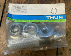 Thun Thompson Cottered Type Bottom Bracket Cups - 38mm Knock-In Cups *NOS