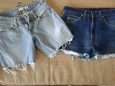 SHORTS LEVI'S USATI 10 PEZZI - Lotto Stock Jeans Levi's Usati - Shorts Levi's