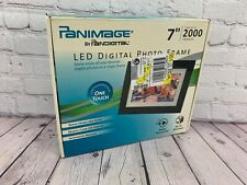 Pandigital Panimage 7 inch LED Digital Photo Picture Frame With Remote