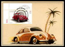 BRD MK 2002 AUTOS OLDTIMER VW KÄFER BEETLE PRIVATE !! MAXIMUMKARTE MC CM dh19