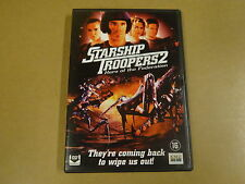 DVD / STARSHIP TROOPERS 2 - HERO OF THE FEDERATION