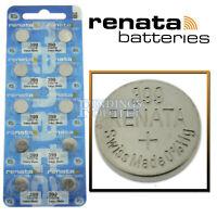 399 Renata Watch Battery SR927W Swiss Made 0% Mercury Official Distributor