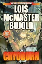 Cryoburn (Vorkosigan Saga) Bujold, Lois McMaster Mass Market Paperback