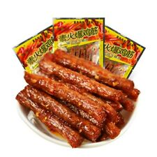 1PC Chinese Food snack JUNZAI hot chicken spicy laotiao君仔素火爆鸡筋辣条 26g / bag