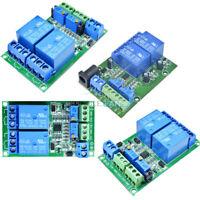 DC 5V 12V 24V 1/2/4-Channel Voltage Comparator Perfect LM393 Comparator Module M